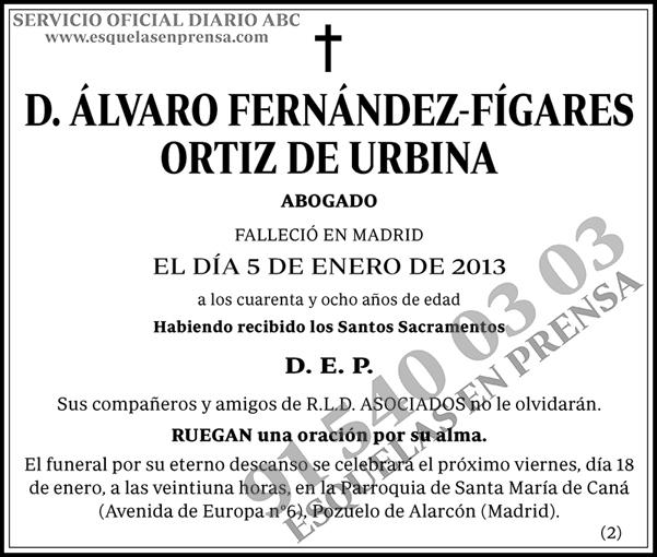 Álvaro Fernández-Fígares Ortiz de Urbina